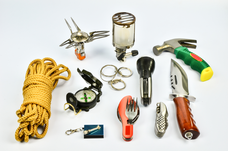 5 Essential Wilderness Equipments We Never Leave Home Without