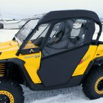 Can-Am Commander Best Full Windshield