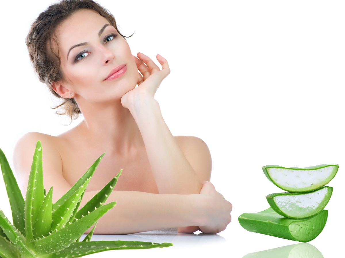 Use Aloe For Face To Cure Acne And Skin Lightening