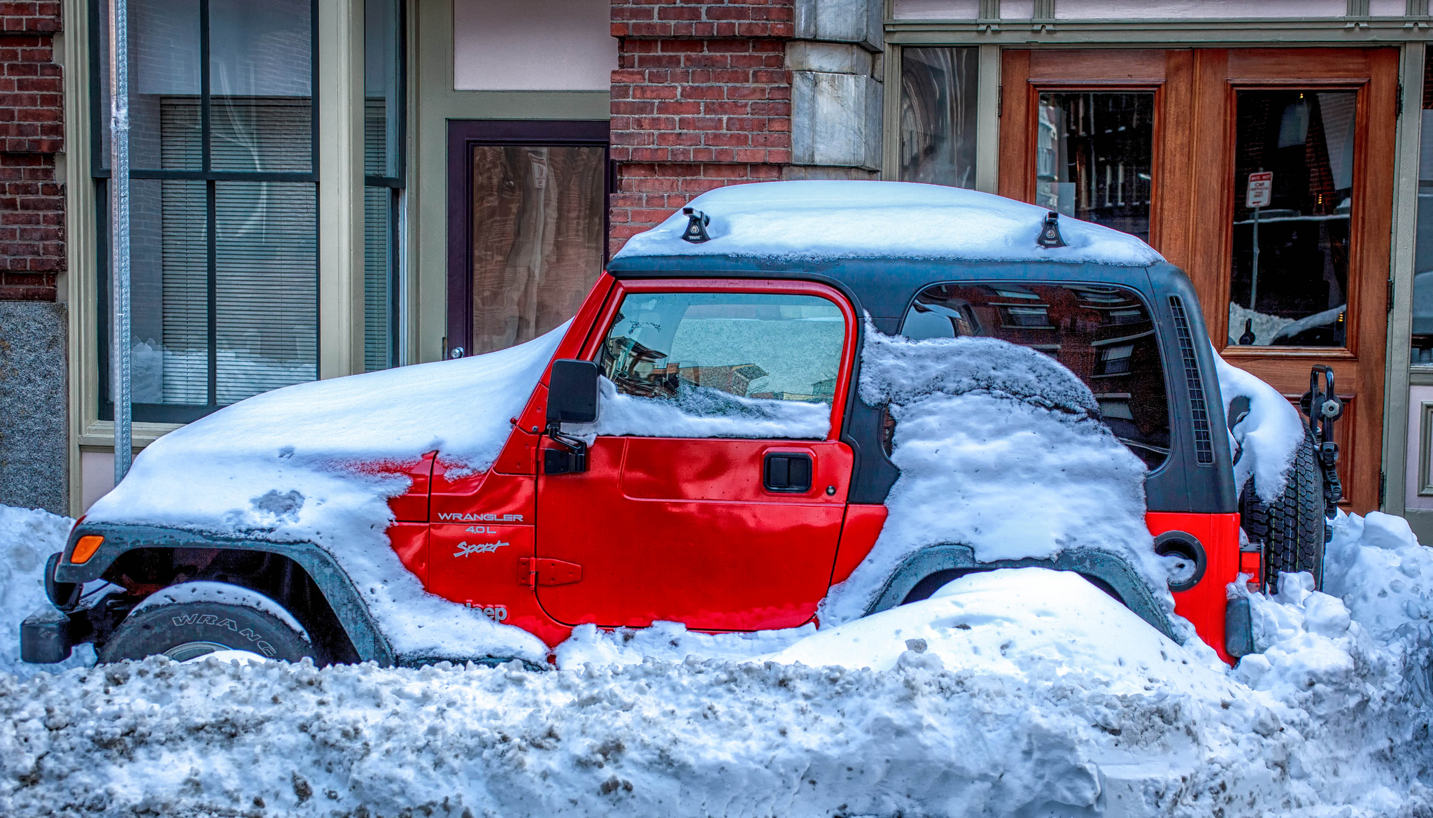 Winterized Life: 3 Ways To Beat The Snow With Tech