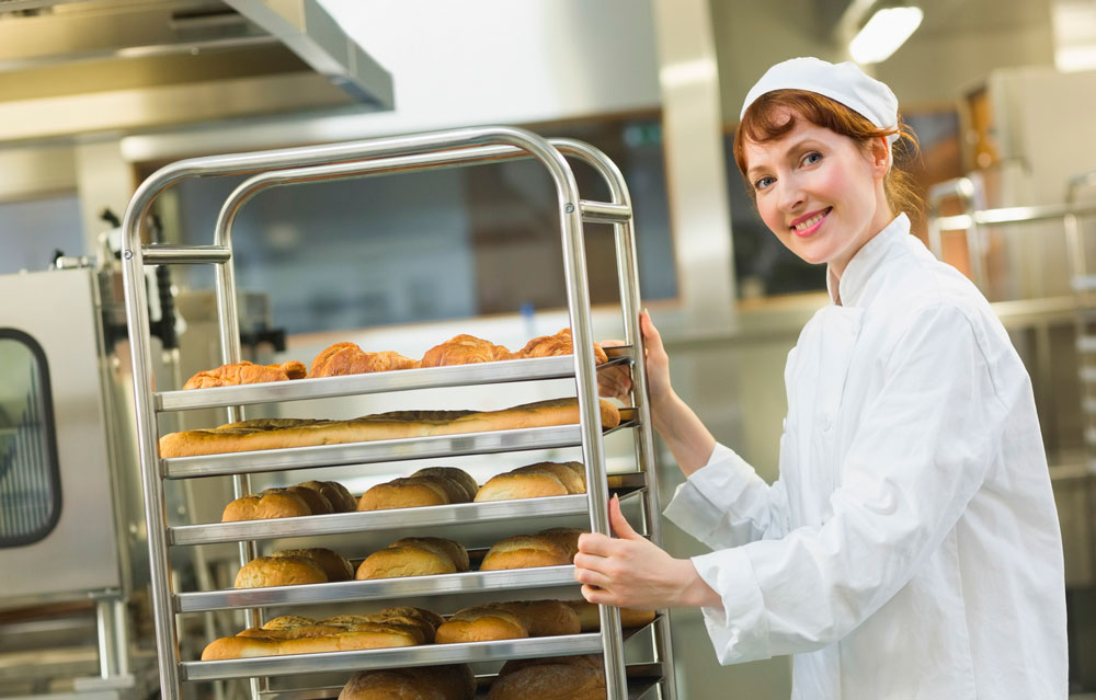 The Benefits Of Using Rack Ovens In Your Bakery
