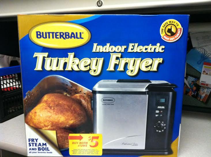 Get The Best Deals On www.indoorButterballTurkeyFryer.com To Prepare Best Turkey Ever