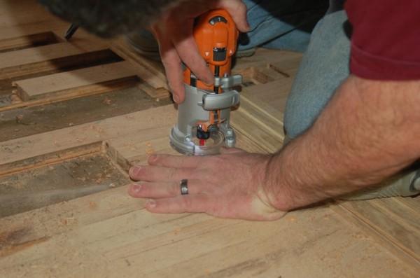 How To Repair Hardwood Flooring