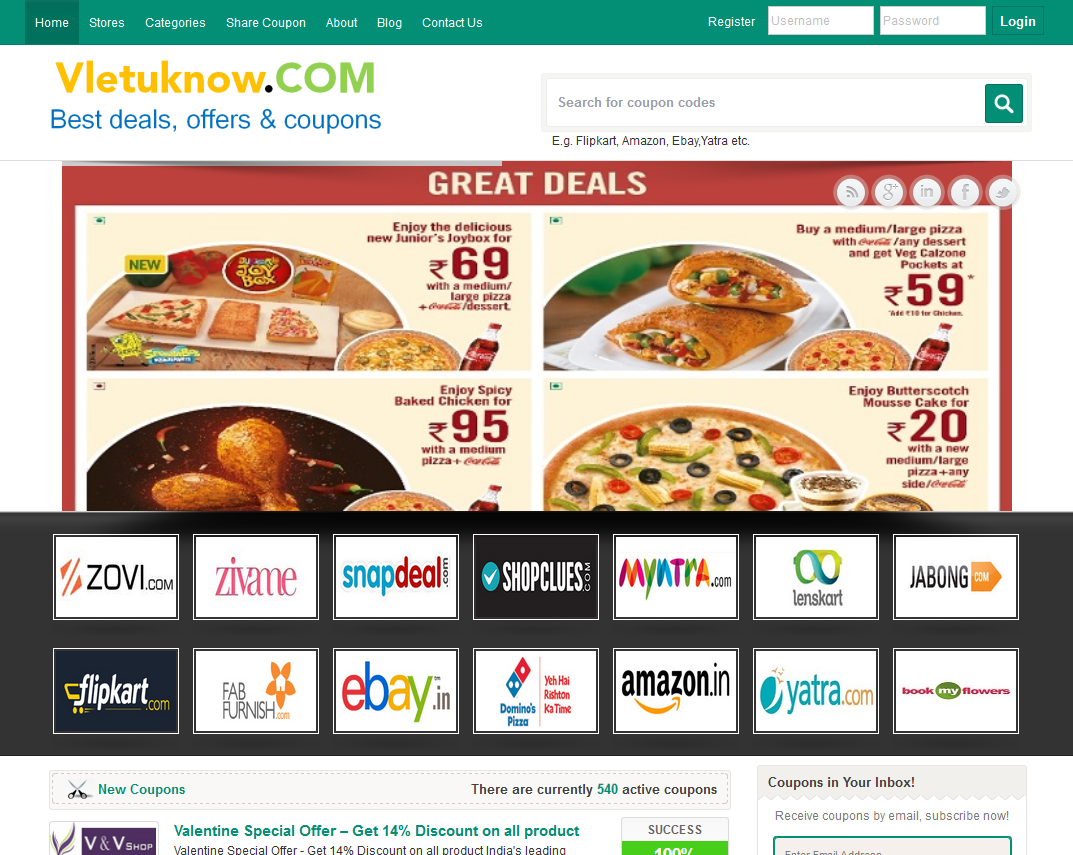 Vletuknow.com Is One Of The Useful Coupon Code Websites In India: Must Read