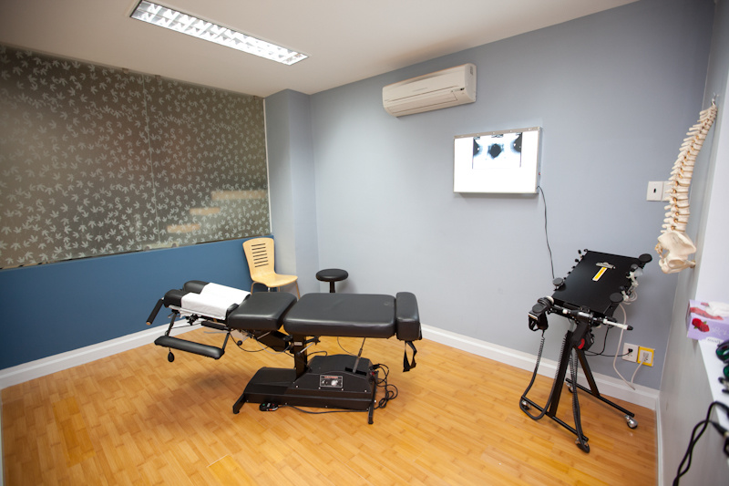 Choosing A Chiropractic Clinic