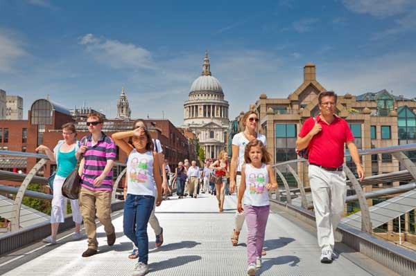London Living For Newbies With Kids