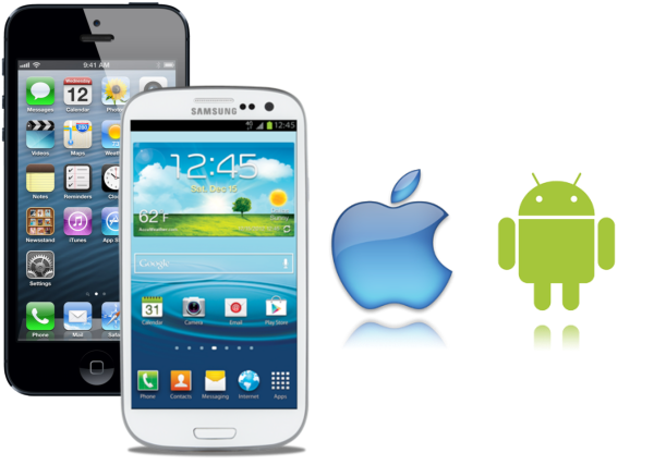 Taking A Look At Application Development For Apple and Android
