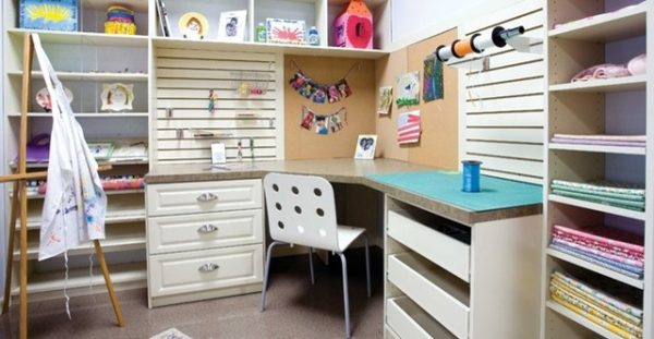 Designing The Perfect Craft Space