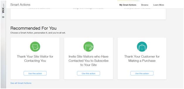 WixStores: An Interactive eCommerceWebsite Builder