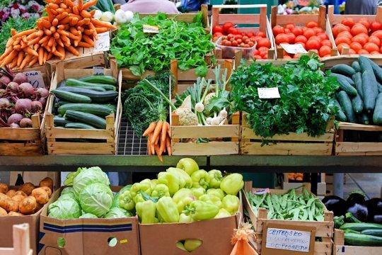 5 Major Benefits Of Eating Organic Food