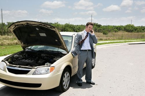 Car Broken Down? Here's What To Do…
