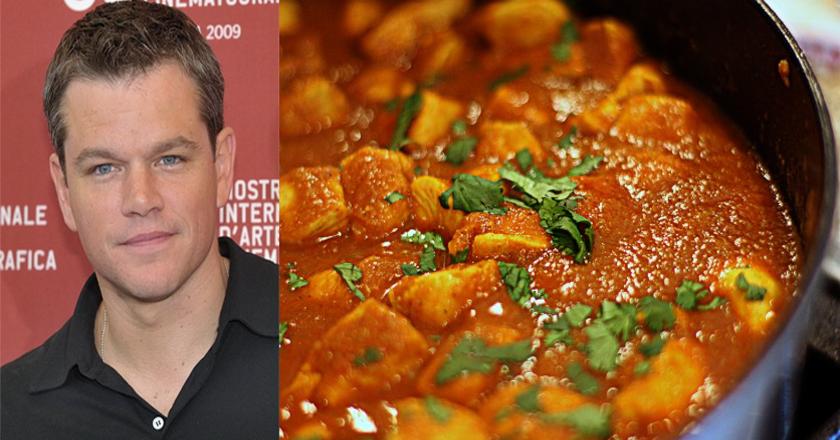 Celebrities Who Love Indian Cuisine