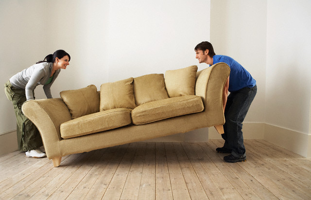 6 Ways To Fill Romance While Moving To A New Home