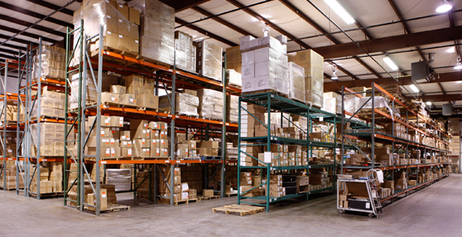 Warehouse Inventory Count