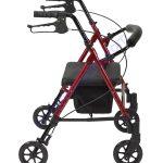 Rollators: The Latest In Walker Mobility
