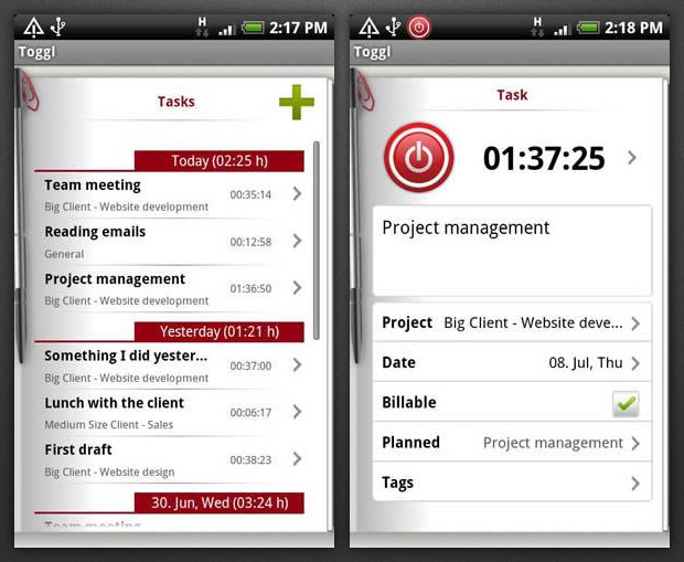Best Time Tracker Apps To Boost Your Productivity!