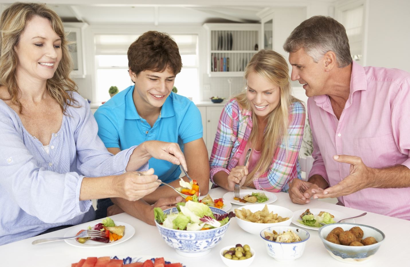Growing Up Fast: How To Stay Involved In Your Teen's Life