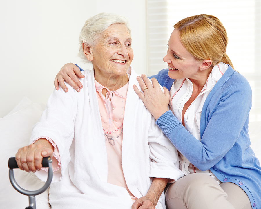How To Hire An In-Home Caregiver For An Elderly Parent