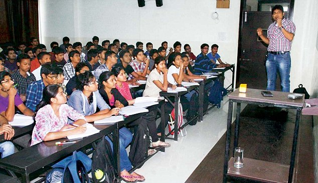 Why Joining An IIT JEE Class Is Now Mandatory