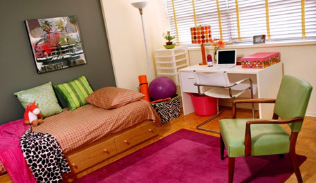 Settling In At College: 5 Tips For Decorating Your Dorm
