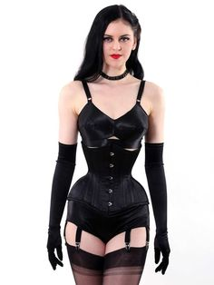 Leather Corsets Are Hot As Well As Unbelievable To Wear