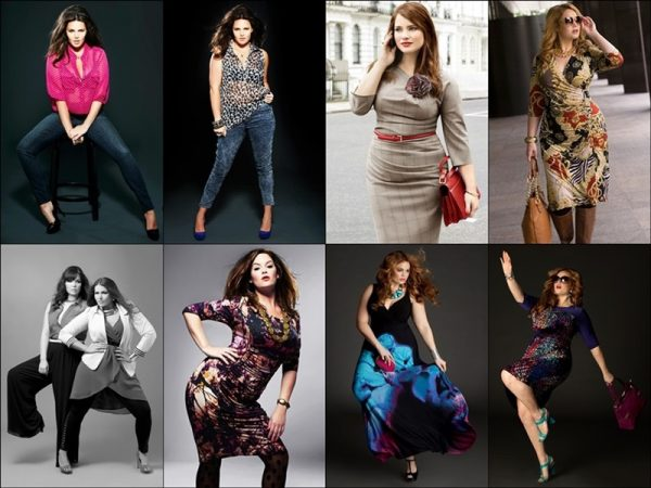 6 Silly Plus Size Fashion Rules To Start Breaking… Right Now!