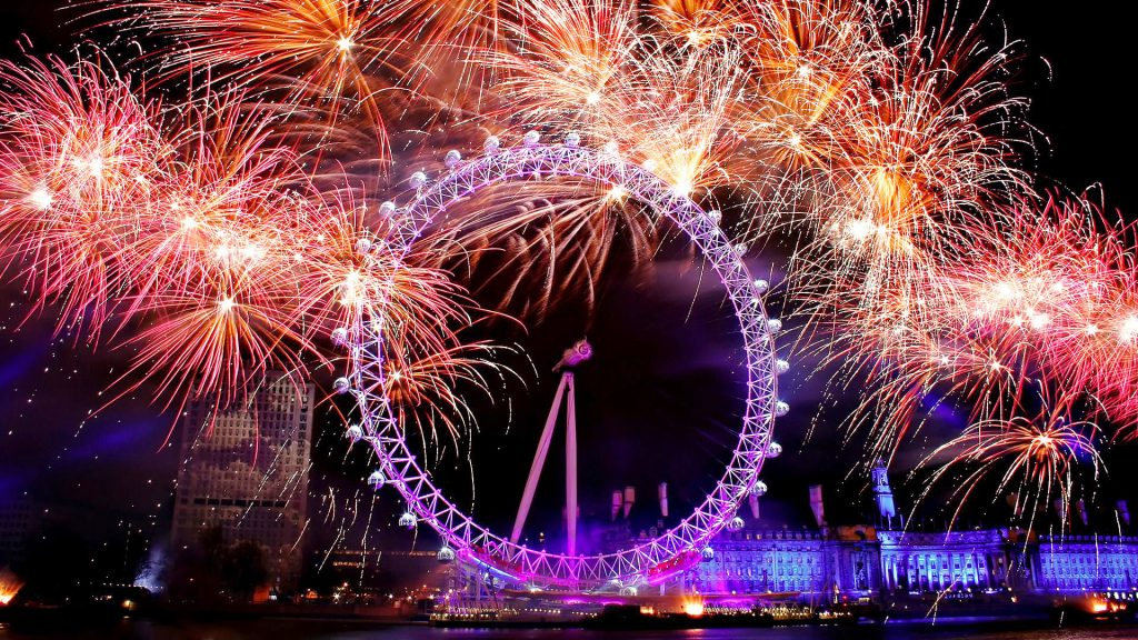 World's Outstanding Destinations For New Year Celebration