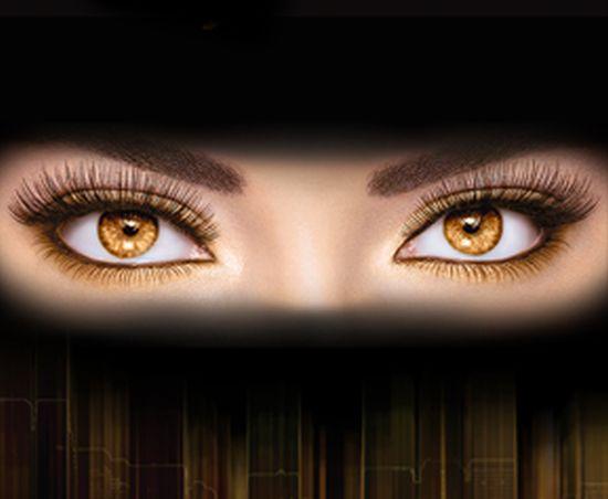 Beautiful Eyes – The Organic Way