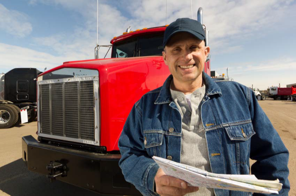 Road Warrior: How To Break Into Commercial Truck Driving