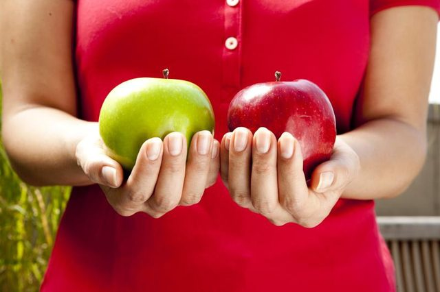 Top Advantages Of Eating Apples