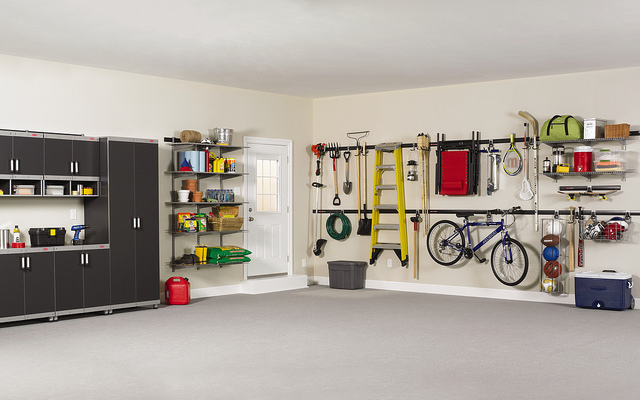 How To Organize Your Garage To Get More Space