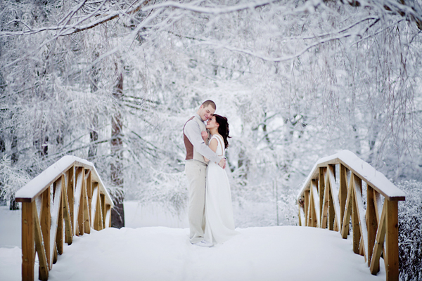 8 Reasons Why A Winter Wedding Works