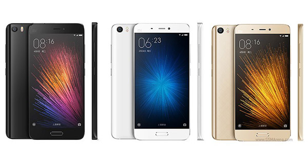 Xiaomi Mi 5 Launched Elegant Design, 4-Axis Image Stabilization, Snapdragon 820 CPU
