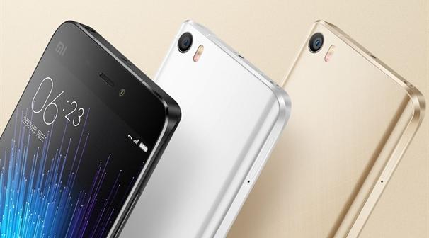 Xiaomi Mi 5 Launched Elegant Design, 4-Axis Image Stabilization, Snapdragon 820 CPU1