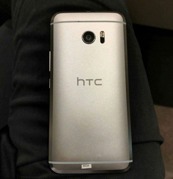 Htc One M10 Rumors 2 New Photos Show Design Changes With Chamfered Edges, Fingerprint Scanner