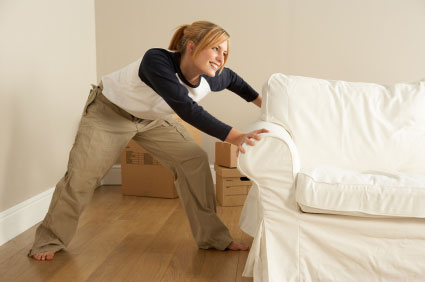 Rearranging Furniture – Update Your Home