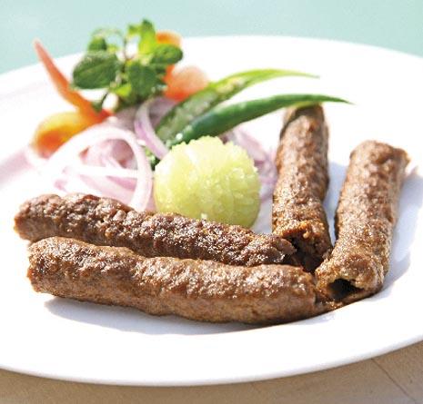 The Story Behind The Kakori Kebab