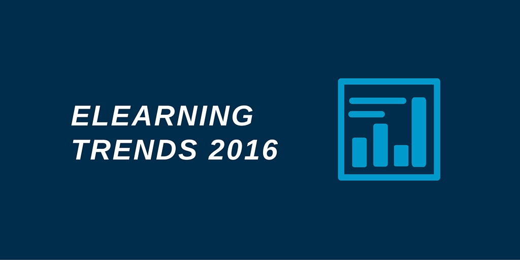 Elearning Trends 2016