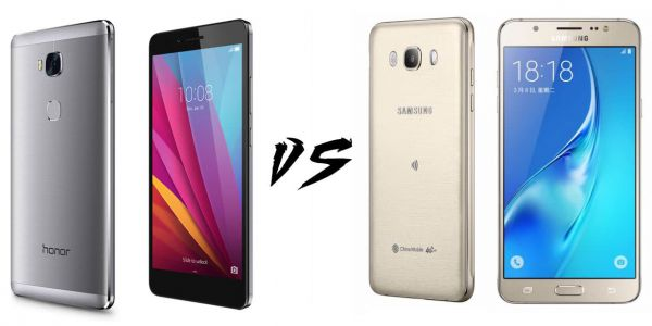 Huawei Honor 5x Vs Samsung Galaxy J7 Specs And Comparison