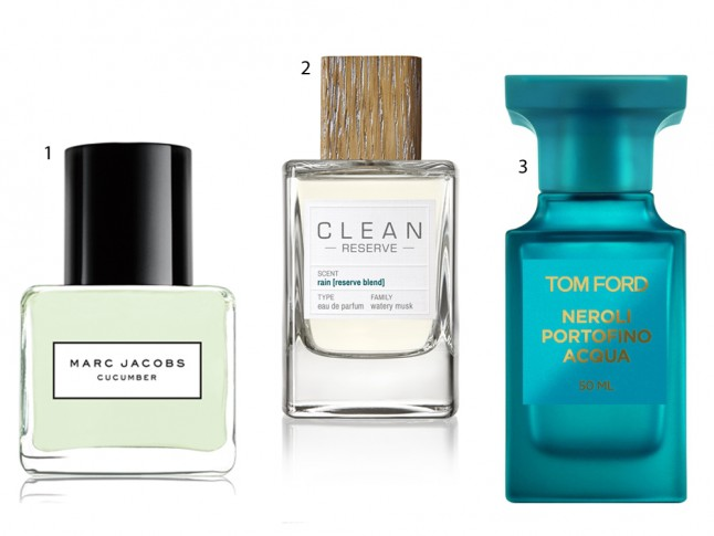 How To Wear Summer Perfumes