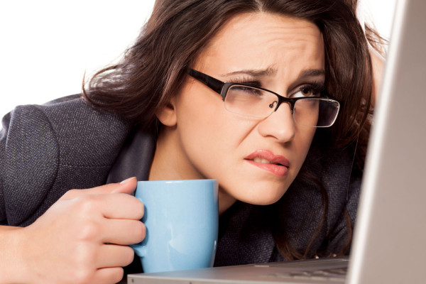 4 Tips For Computer Eye Strain Relief
