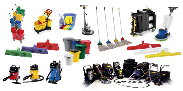 Selecting The Best Professional Cleaning Product Suppliers In Your Area