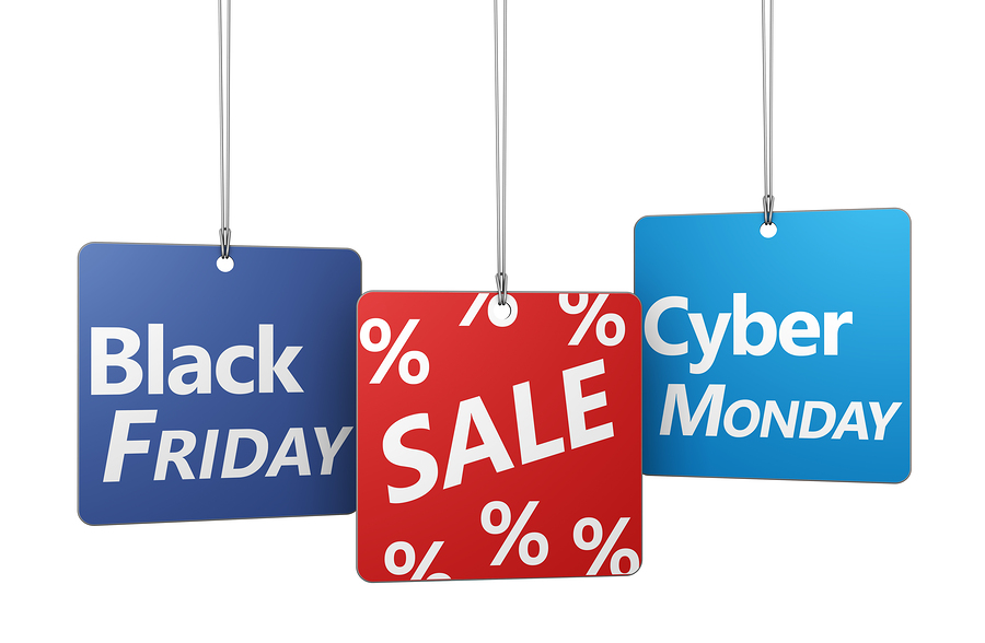 black friday cyber monday sales