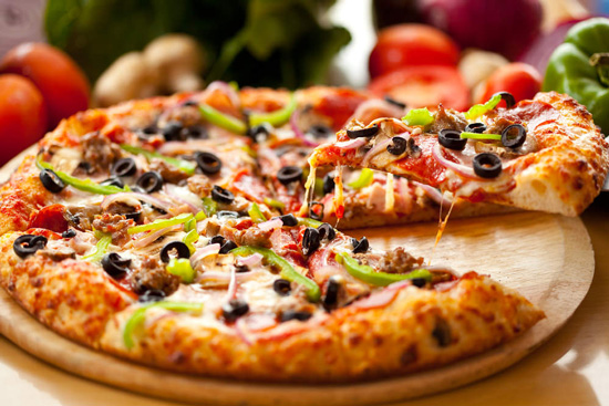 6 Reasons Why Having Pizza Is Good For Health