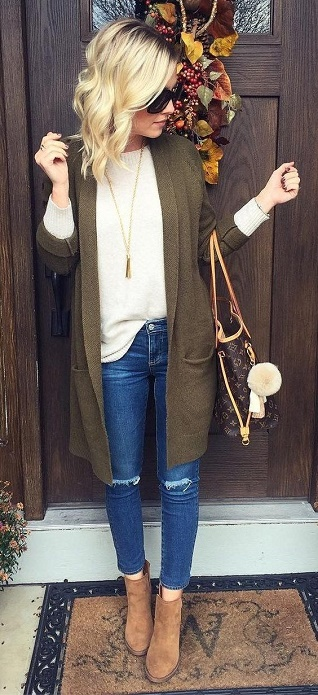 cutest winter outfit