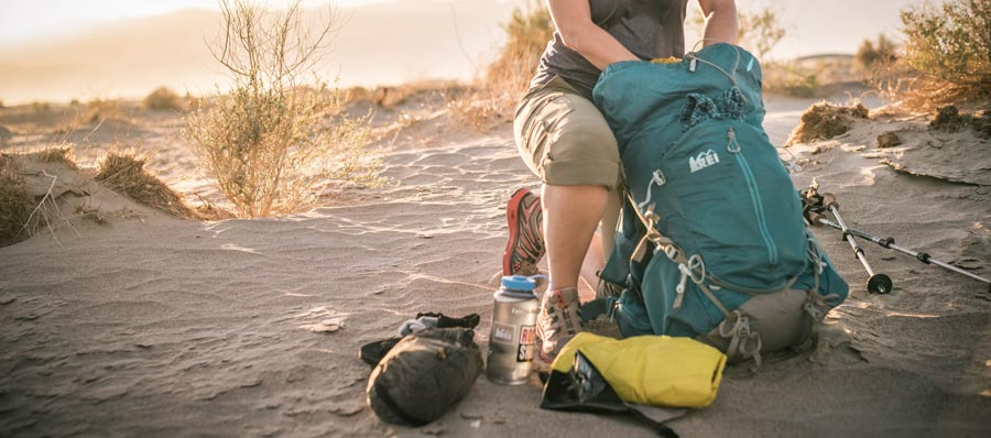 Backpacking Tips - Things To Pack