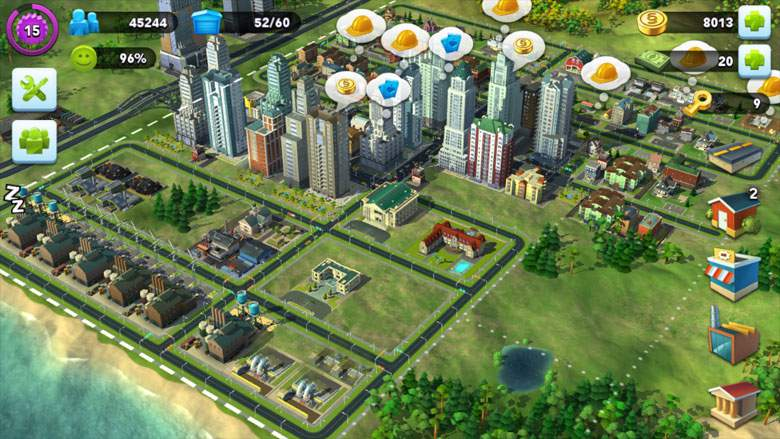 Image result for Simcity Buildit Cheats