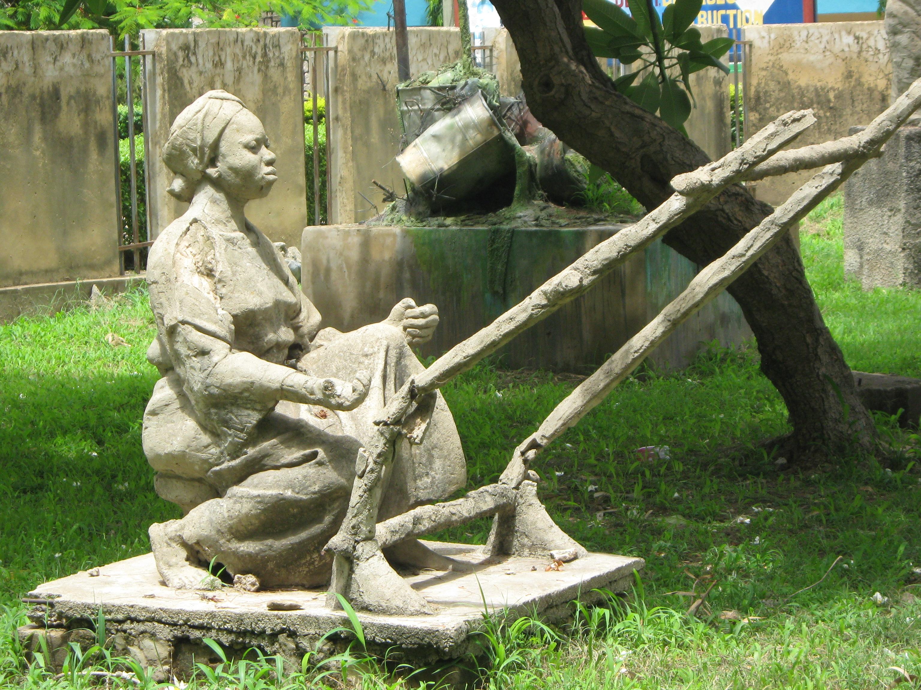 The Sculpture Garden A Cultural Resource Factor In ABU, Zaria