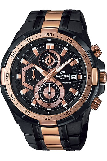 STAY AHEAD OF THE CURVE WITH CASIO EDIFICE
