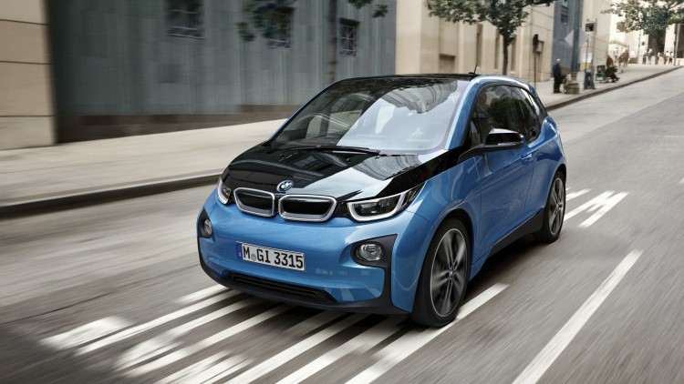 Top 5 Electric Cars to Look Forward to in 2017